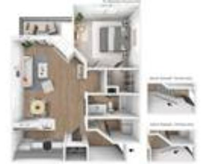 Sundance Apartments - The Spirit 1 BR 1 BA