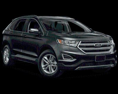 Pre-Owned 2015 Ford Edge SEL AWD 4D Sport Utility