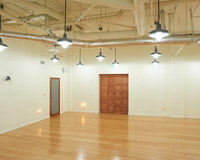 Earthy Industrial, NoHo Arts District, Studio, North Hollywood, CA