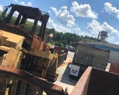Cat 826G Landfill Compactor