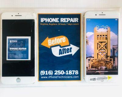 iPhone Repair Mobile Service Sacramento