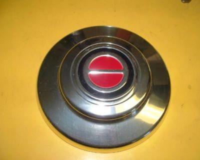 93-97 Ford Ranger Pickup Truck 14x6 Chrome Wheel Rim Center Hub Cap Red