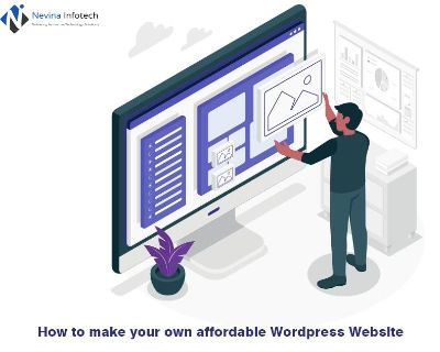 How to make your own affordable WordPress Website