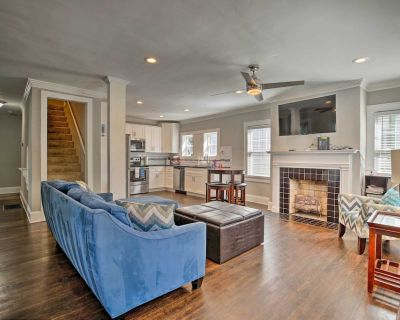 Updated Historic Cottage < 5 Mi to Downtown ATL! - Westview
