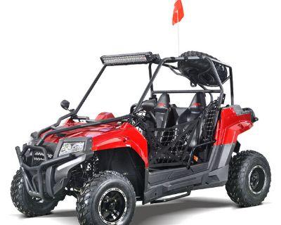 2021 SSR Motorsports SRU170RS Utility Sport Mio, MI