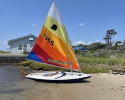 Restored 1968 Sunfish for Sale