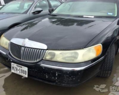 2000 Lincoln Town Car