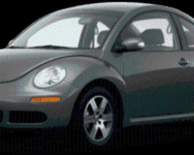 2007 Volkswagen New Beetle Base Coupe Auto