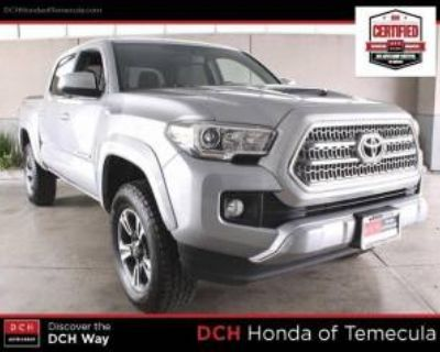 2017 Toyota Tacoma TRD Sport Double Cab 5' Bed V6 4WD Automatic