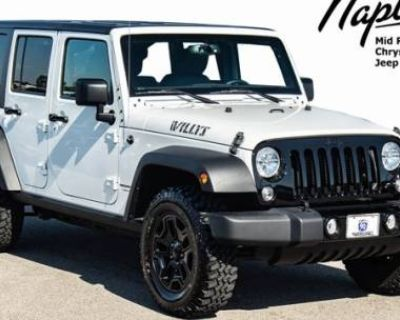 2018 Jeep Wrangler Willys Wheeler W