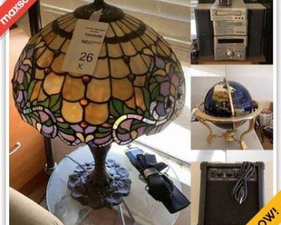 Arcadia Estate Sale Online Auction - West Foothill Boulevard