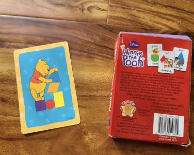 Winnie the Pooh - Shapes and colours visual colours