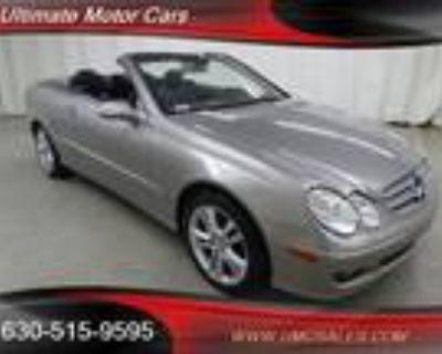 2008 Mercedes-Benz CLK CLK 350 3.5L V6 268hp 258ft. lbs.