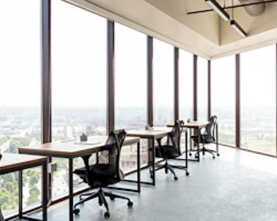 Dedicated Desk - 3 Available at Industrious Atlanta Monarch Tower