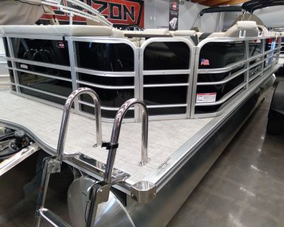 2021 FOREST RIVER TRIFECTA 24CLE Pontoon Boats Sterling, CO