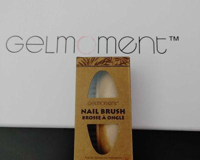 New gelmoment nail brush