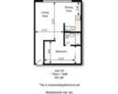 Grant Place - 1 Bedroom-Hardwood