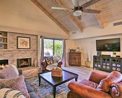 NEW! Resort Hacienda with Hot Tub, Pool & More! - Rancho Mirage