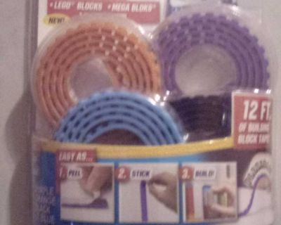 Brand New Build Banana Turn any Surface into a Building Block Base