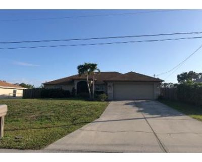 4 Bed 2 Bath Preforeclosure Property in Cape Coral, FL 33909 - NE Van Loon Ln