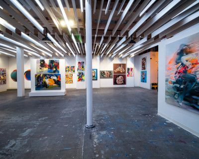 Contemporary Art Gallery in the Heart of Downtown, Denver, CO