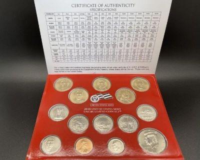 Lifetime Legacy Coin Collection