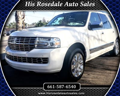 Used 2014 Lincoln Navigator L 4WD 4dr