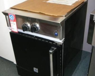 """French Top BlueStar Range 24"""" Wide w/ Convection Oven"""