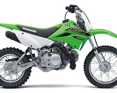 2021 Kawasaki KLX 110R Motorcycle Off Road Virginia Beach, VA