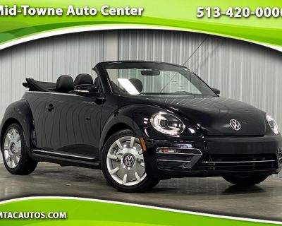 Used 2017 Volkswagen Beetle Convertible 2dr Auto 1.8T w/Sound/Nav PZEV
