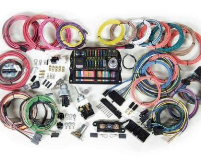 American Auto Wire Highway 22 Wiring Harness Kit Wire 500695
