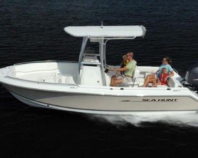 2009 Sea Hunt Ultra 210