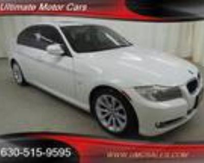 2011 BMW 328i 3.0L I6 230hp 200ft. lbs.