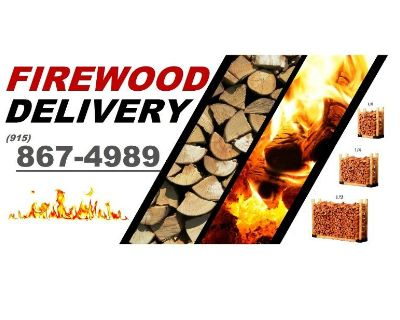 FIREWOOD DELIVERY EP