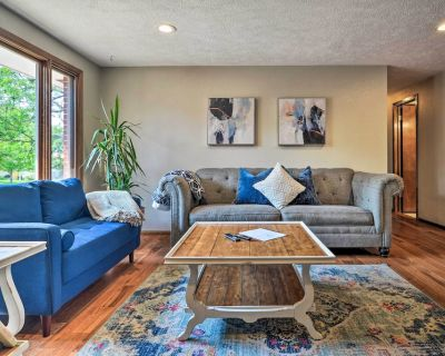 NEW! Loveland Home w/ Fire Pit + Ping Pong Table! - Loveland