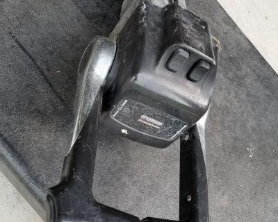Yamaha rigging