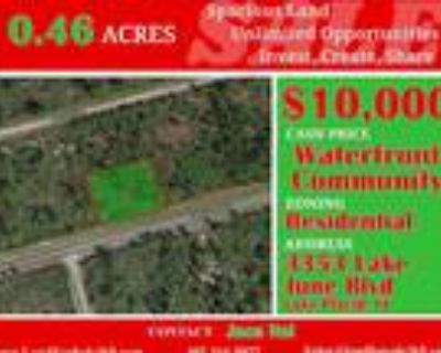 Land for Sale by owner in Lake Placid, FL