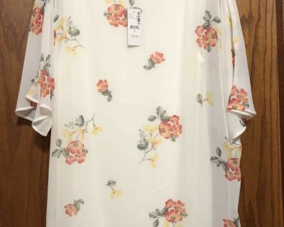 Thyme maternity blouse
