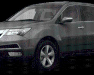 2012 Acura MDX Standard