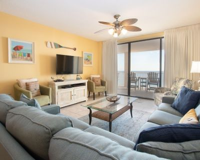 Summer House 504B  PROFESSIONAL CLEANING   Liquid Life Rentals - Orange Beach