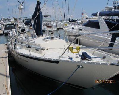 1995 Pacific Seacraft 34