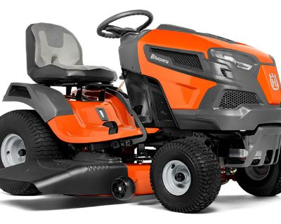 2021 Husqvarna Power Equipment TS 146X 46 in. Briggs & Stratton Endurance Series 22 hp Lawn Tractors Hancock, WI