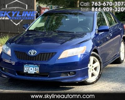 Used 2008 Toyota Camry XLE