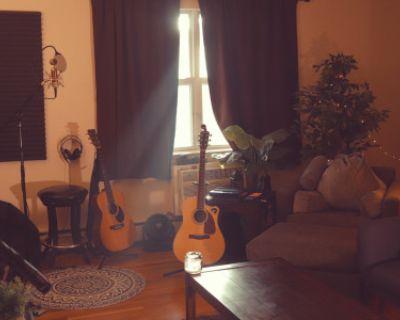 Serene Music Studio With Diverse Production Amenities, Wayne, NJ