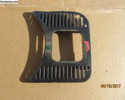 bug fuel gauge grill #3