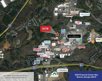 2.78 Acres Hotel Site for Sale