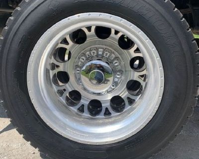 Dully Polished 22.5 Truck rims