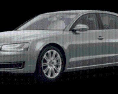 2015 Audi A8 3.0S