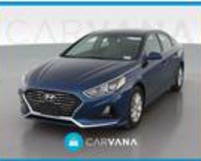 2018 Hyundai Sonata Blue, 68K miles
