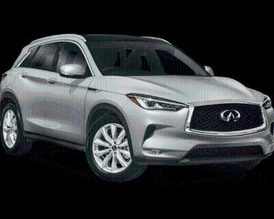 Pre-Owned 2019 INFINITI QX50 LUXE NAVIGATION HEATED SEATS